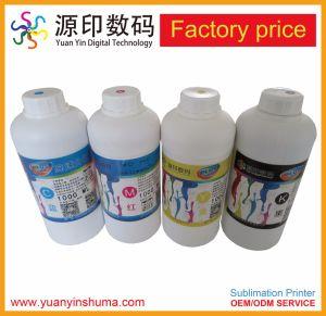 Konkurrenzfähiger Preis Yuanyin eine Liter-Farben-Sublimation-Tinte
