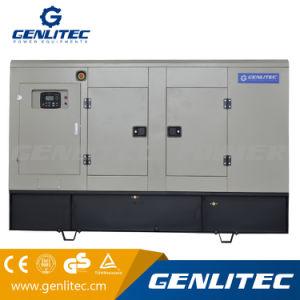 Бесшумный дизельный генератор 40 КВА 60 КВА 80 Ква 100ква с 24часов топливный бак для телекоммуникационных приложений