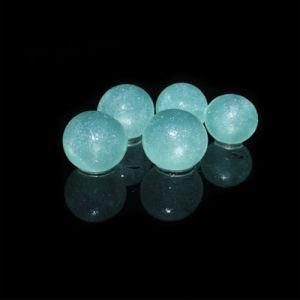 Suelo de cristal Decoración centro de la boda de bola de gelatina de llenado de florero Glitter cordones de agua