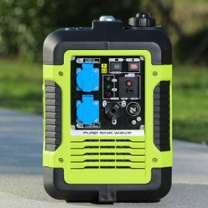 Tipo generatore silenzioso 2.5kw dell'uscita di monofase di CA della benzina