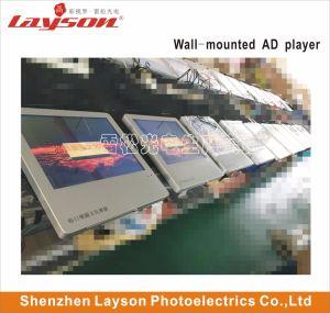 17-дюймовый полноцветный светодиодный Digital Signage TFT ЖК-экран элеватора рекламные видео проигрывателя Media Player