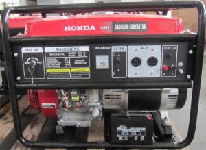 6KW de puissance du générateur de l'essence avec Honda