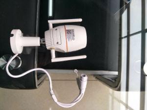 Toesee Cámara IP WiFi exterior impermeable 720p de la cámara de seguridad inalámbrica de la tarjeta del TF Grabar Cámara Bullet p2p.