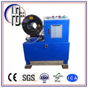 熱い販売1/4から3 油圧ホースのひだが付く機械頑丈なDx68