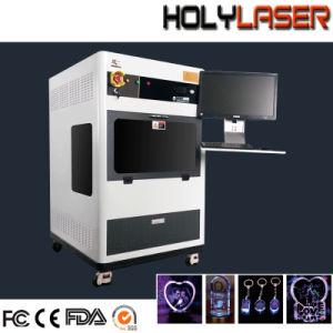 máquina de gravação a laser 3D 2D para o Bebé Fotos Venda de fábrica