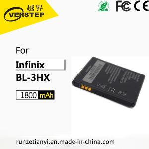 Teléfono móvil de alta calidad para Infinix batería BL-3hx
