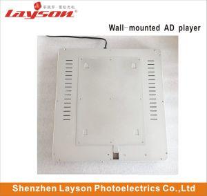 18.5 - 선수 TFT LCD 디스플레이 WiFi 통신망 HD 디지털 Signage 전송자 엘리베이터 스크린을 광고하는 인치 다중 매체
