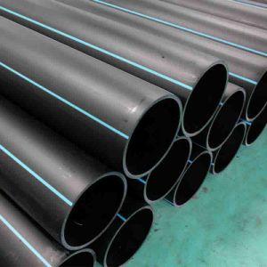 PE van de drainage Pijp voor Ondergrondse Drainage met de Prijs van de Fabriek van de Montage
