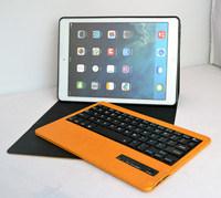 voor de Lucht die van iPad het StandaardToetsenbord van Bluetooth van de Tablet vouwt