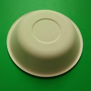 Biodegradierbare Zuckerrohr-Wegwerfbagasse-Papierfilterglocke