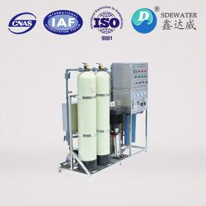 Macchina di rifornimento di trattamento di progetto di produzione dell'acqua