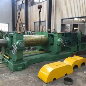 고무 섞는 선반 또는 Rubber&#160가 Xk-400에 의하여 2 구른다; Manufacturing 장비