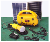 Generador solar 10W (002)