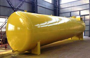 Производителю для массового производства двойные стенки Бензиновый бак для хранения
