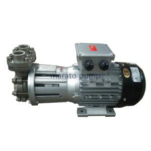 La bomba de circulación de agua caliente