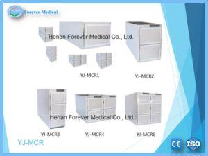 Медицинского морга холодильник на 3, в морге труп морозильной камере