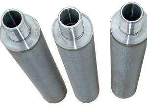 La sustitución automática de filtro de vela rodillo