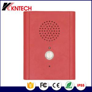 Вызов окна Knzd-13 оптовой чрезвычайной Sos телефон VoIP системы внутренней связи для здания