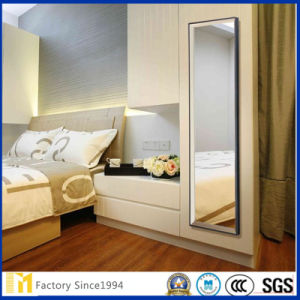 Aluminium-Spiegel des Frameless Badezimmer-Vierecks-5mm