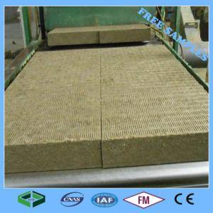 50mm 60kg/m3 Conseil de laine de roche ignifugé