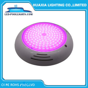 O LED à prova de resina Subaquático Cheio Piscina Piscina LED Light