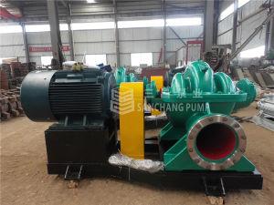L'eau chaude d'aspiration électrique double pompe centrifuge de gavage