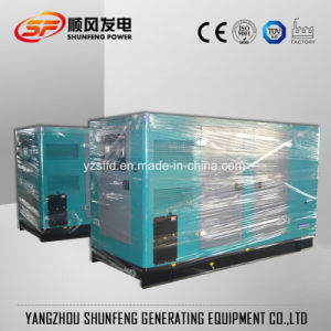 Resfriada 250kVA Deutz silenciosa gerador diesel preço de fábrica de Energia Elétrica