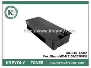 Kompatibler Toner des Scharf-MX-315 CT/FT/T/NT/AT
