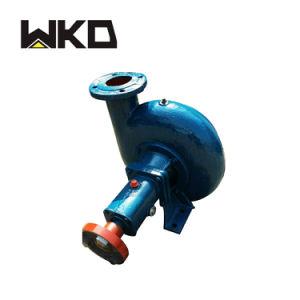 Heißer Verkaufs-vertikale zentrifugale eingetauchte Schlamm-Pumpe
