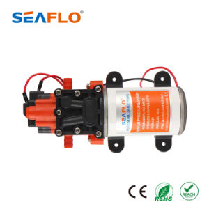 Alta pressione della pompa dell'acqua di lavaggio dell'automobile di CC di Seaflo 12V
