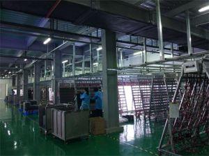 Hoch qualifizierter Zeichen-Plakat-Bildschirm des IP-Grad-Ha2 512*1536mm Innen-LED
