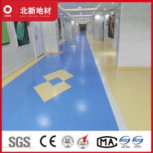 Luz verde pisos Hospital 1009