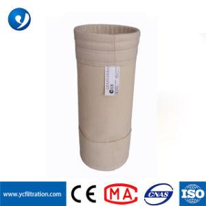 시멘트 전기 플랜트 발전소 사용 먼지 수집가 여과 백을%s Yc PPS PTFE 고품질 섬유