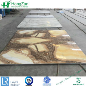 Comité van de Honingraat van de steen het Decoratieve Marmeren