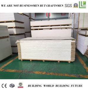 Pre-World 1220x2440mm 15mm surface dure PVC Feuille de mousse pour le mobilier