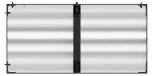 透過LEDスクリーン、LEDの移動メッセージ表示印、屋内ガラス窓の高い明るさLEDスクリーン表示