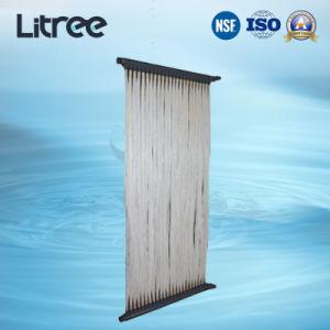 Membrane PVDF MBR pour la batterie du système de traitement des eaux usées en usine