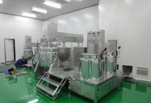 Miscelatore d'emulsione di nuovo vuoto di disegno per industria di Biopharmaceutical