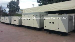 150kVA Cummins de energía en Standby Generador Diesel insonorizado generador Cummins Power