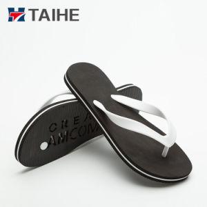 Китай заводской оптовой пляжа резиновые тапочки для EVA шлепанцы