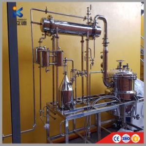 Lavender Rosemary Herb destilador de vapor da máquina de Equipamento de destilação de óleos essenciais