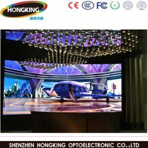 P2.5 haute définition LED couleur intérieure de l'affichage vidéo