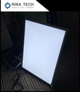 Piatto di guida acrilico del comitato TV del LED