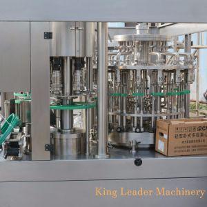 Automatische trinkende Mineralwasser-füllende Zeile/Wasser-abfüllende Zeile
