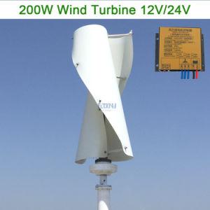 200W Turbina Eólica Maglev Vertical para utilização em casa