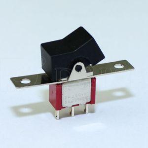 6A高品質の小型ロッカーのトグルスイッチ220V