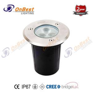 IP67の屋外LED軽い3W LED地下ライト