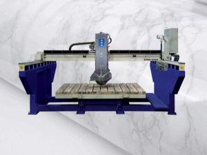 Pont de pierre automatique Machine de découpe pour les comptoirs/tuiles