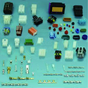 6098-1716 6つのPinによってSumitomoの密封される日本の自動車電気コネクター