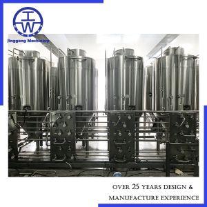 [100ل-50000ل] جعة تجهيز [فرمنتأيشن تنك] شراب تجهيز